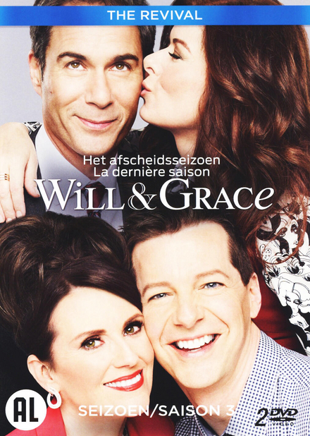 Will & Grace : the revival. Seizoen 3