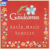 The Gaudeamus sampler