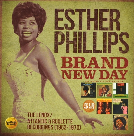 Brand new day : The Lenox Atlantic & Roulette recordings 1962-1970