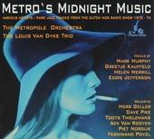 Metro's midnight music : Rare jazz tracks from the Dutch NOS radio show 1970-1975