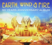 50 years anniversary album : Earth, Wind & Fire and friends