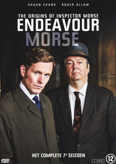 Endeavour Morse. Het complete 7e seizoen