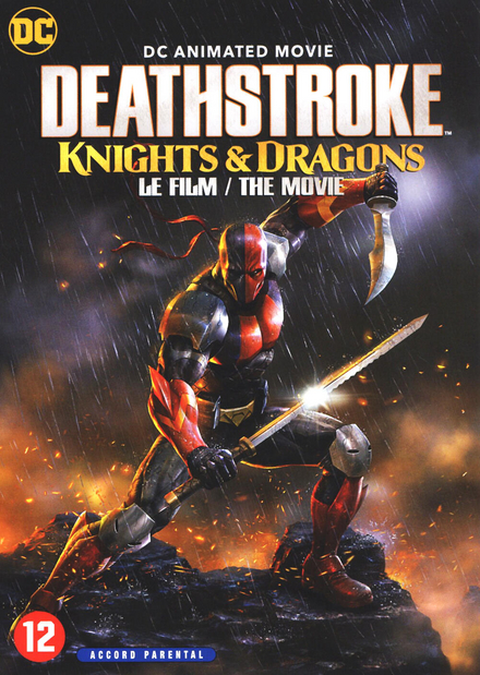 Deathstroke : knights & dragons : the movie