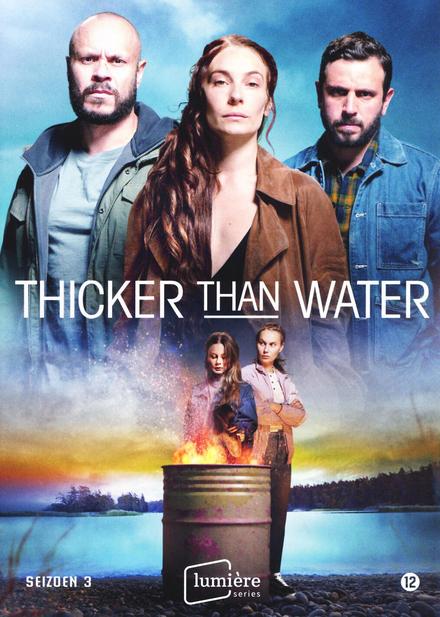 Thicker than water. Seizoen 3