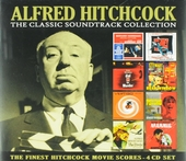 Alfred Hitchcock : the classic soundtrack collection