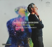 Beethoven unknown : Solo piano works
