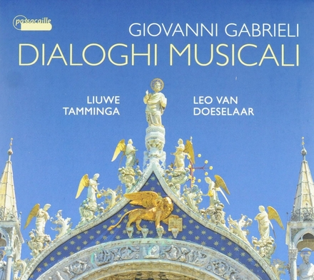 Dialoghi musicali : Canzoni for two organs