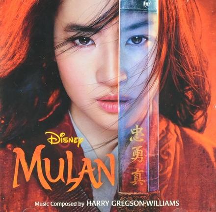 Mulan : original motion picture soundtrack