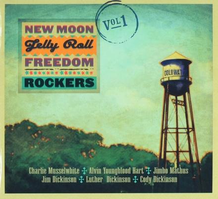 New Moon Jelly Roll Freedom Rockers. Vol. 1