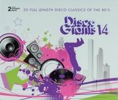 Disco giants : 20 full length disco classics of the 80's. vol.14