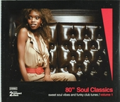 80's soul classics : Sweet soul vibes and funky club tunes. vol.1