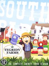 South Park. The complete twenty-third season