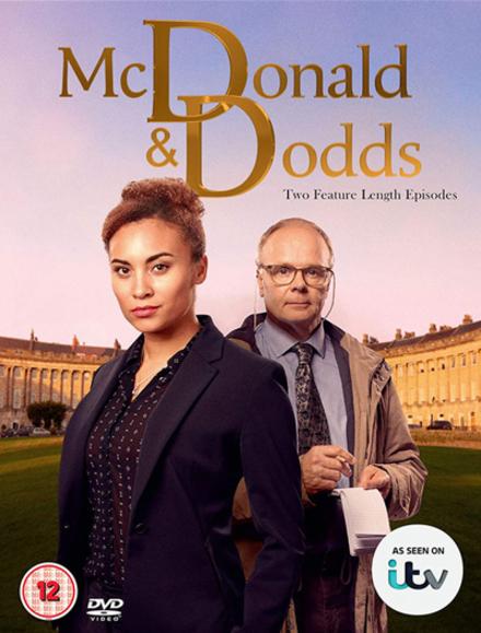 McDonald & Dodds. [Seizoen 1]