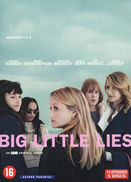 Big little lies. Seasons 1 & 2