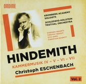 Kammermusik IV - V - VI - VII. Vol. 2