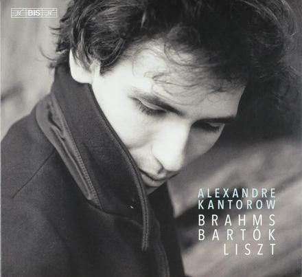 Brahms Bartók Liszt