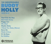 The indispensable Buddy Holly 1955-1959