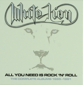 All you need is rock 'n' roll : The complete albums 1985-1991