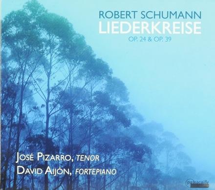 Liederkreise op.24 & op.39