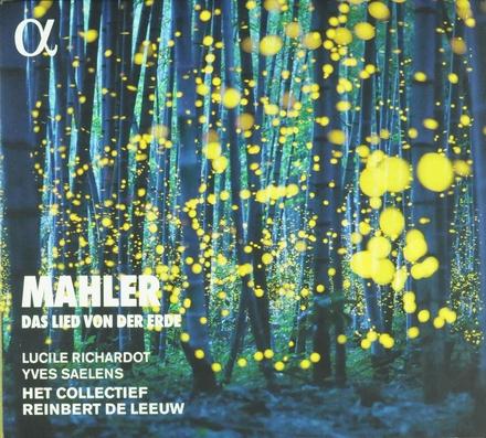 Das Lied von der Erde : arranged by Reinbert De Leeuw