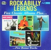 Rockabilly legends : Five classic albums plus...