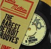 A cellarful of Motown! : The rarest Detroit grooves. vol.4