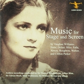 Music for stage and screen