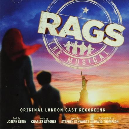 Rags : The musical - Original London cast recording