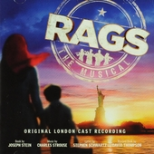 Rags : The musical - Original London cast recording