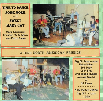 Time to dance some more : Sweet Mary Cat & their North American friends