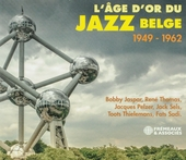 L'âge d'or du jazz belge 1949-1962