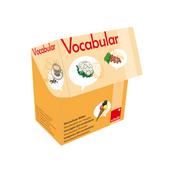 Vocabular woordenschatplaatjes. Fruit, groente, levensmiddelen