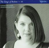 The songs of Johannes Brahms. Vol. 10