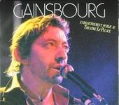 Gainsbourg : en public au Theatre Le Palace