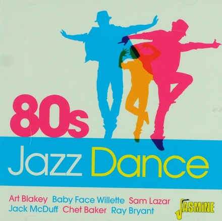 80s jazz dance