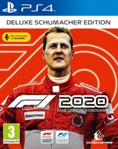 F1 2020 : the official videogame : deluxe Schumacher edition