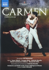 Carmen : a ballet in two acts