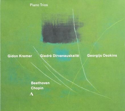 Piano trios : Beethoven, Chopin