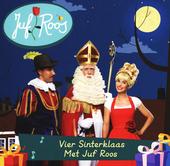 Vier Sinterklaas met juf Roos