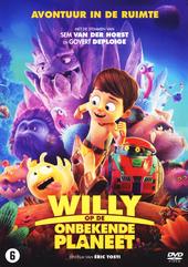 Willy op de onbekende planeet : avontuur in de ruimte