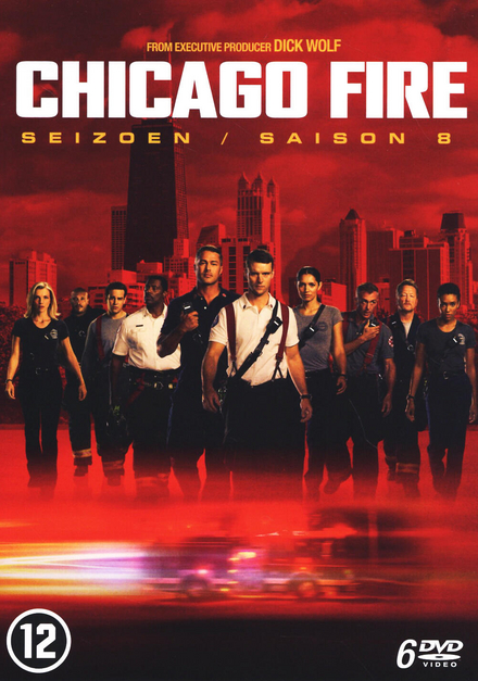 Chicago fire. Seizoen 8