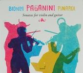 Sonatas for violin and guitar