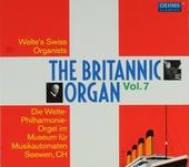 Die Welte-Philharmonie-Orgel im Museum für Musikautomaten Seewen, CH. vol.7