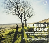The queen's delight : English songs and country dances of the 17th and 18th centuries