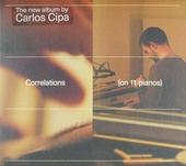 Correlations (on 11 pianos)