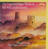 The complete organ works of Sir William Harris