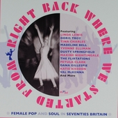 Right back where we started from : female pop and soul in seventies Britain