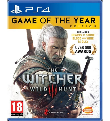 The witcher 3 : wild hunt : game of the year edition