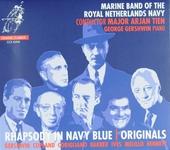 Rhapsody in navy blue : originals
