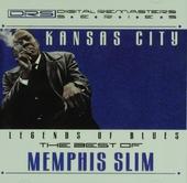 Kansas City : The best of Memphis Slim